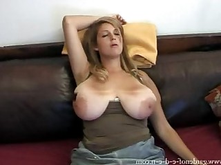 Big Tits Boobs Dress BBW Juicy Smoking Solo Striptease