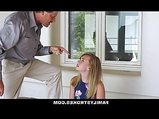 Big Tits Blonde Big Cock Cumshot Cute Daddy Daughter Doggy Style