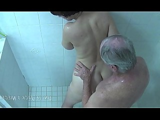 Ass Beauty Creampie Curvy Fuck Orgasm Shower Slender
