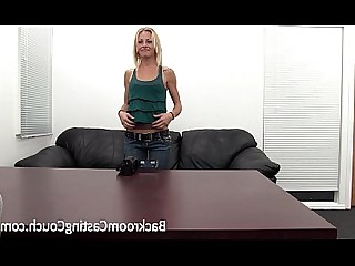 Amateur Anal Ass Blonde Casting Couch Creampie Cumshot