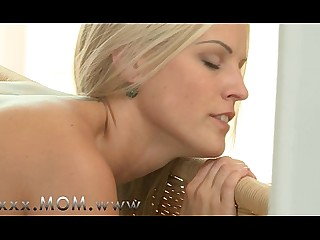 Blonde Big Cock Couple Friends Huge Cock Kiss Mammy Mature