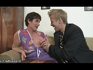 Big Cock Granny Hardcore Housewife Mammy Mature Old and Young Ride