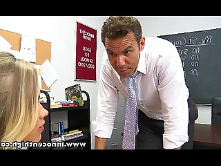 Ass Blonde Classroom Fuck Hardcore Innocent Small Tits Little
