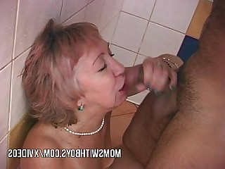 Cougar Cumshot Fuck Granny Hot Mammy Mature Old and Young