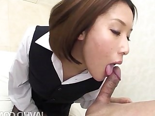 Boss Japanese Office Oriental Teen