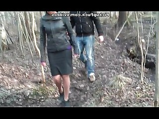 Amateur Brunette Fuck Outdoor Public Really