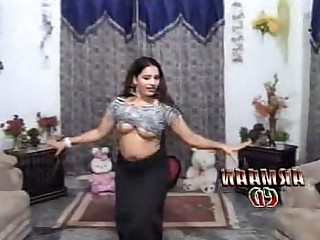 Dancing Exotic Indian Solo Striptease