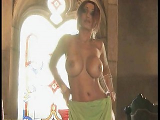 Big Tits Boobs Exotic Indian Solo